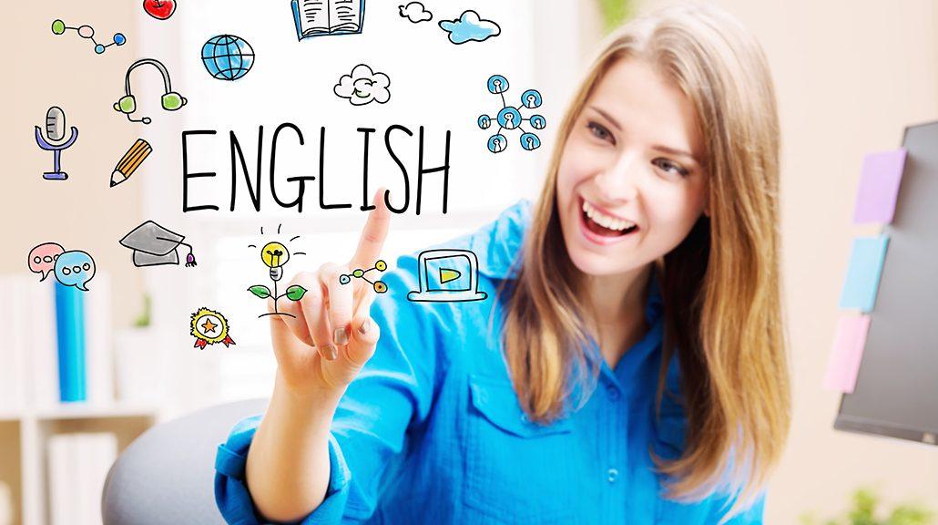 كيفية تطوير اللغة الانجليزية لدي