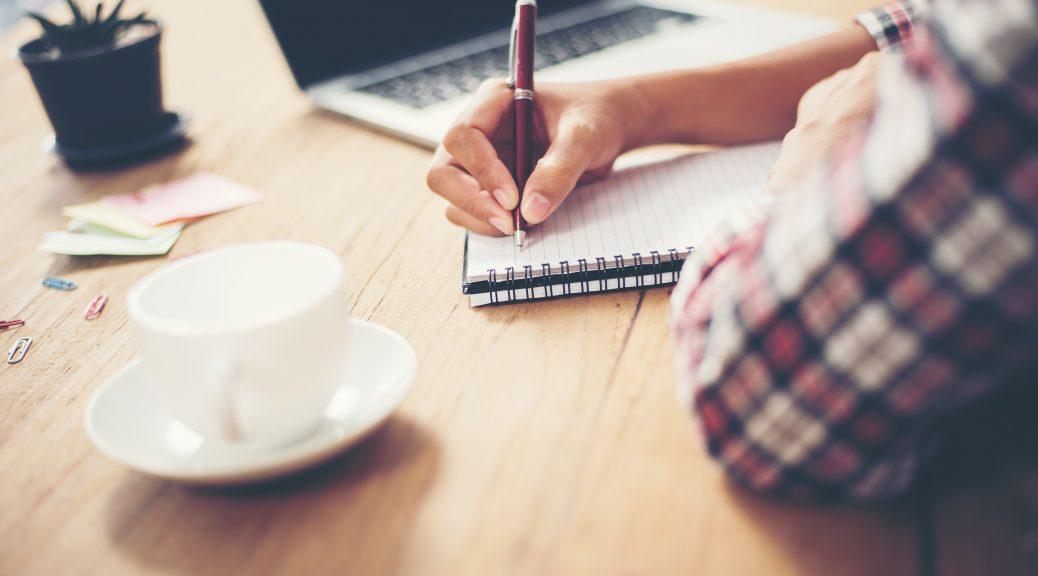 كيف تزيد مهارة الكتابة باللغة الانجليزية